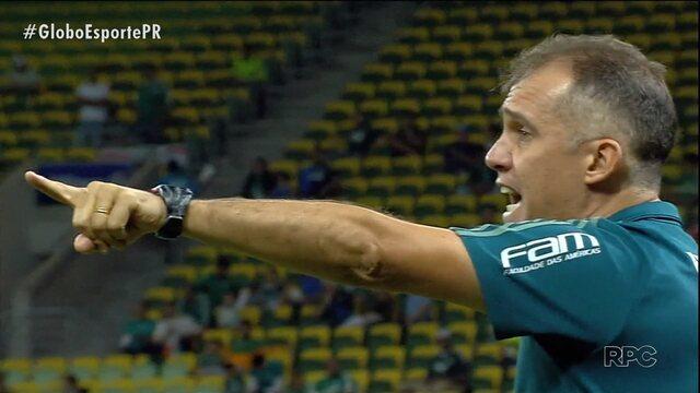 Eduardo Baptista é o novo técnico do Atlético-PR