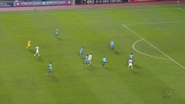 Avaí perde por 2 a 0 para o São Paulo e termina a rodada na zona de rebaixamento