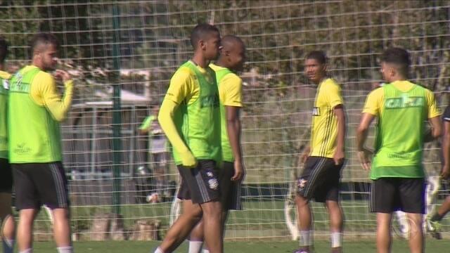 Figueira defende a liderança e os 100% de aproveitamento na Série B nesta terça-feira (23)