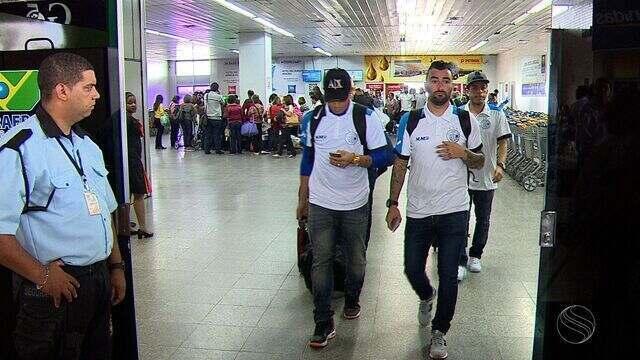 Confiança desembarca em Aracaju entre os líderes da Série C
