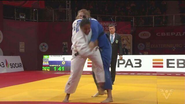 Judocas da região conquistam medalhas no Grand Slam da Rússia