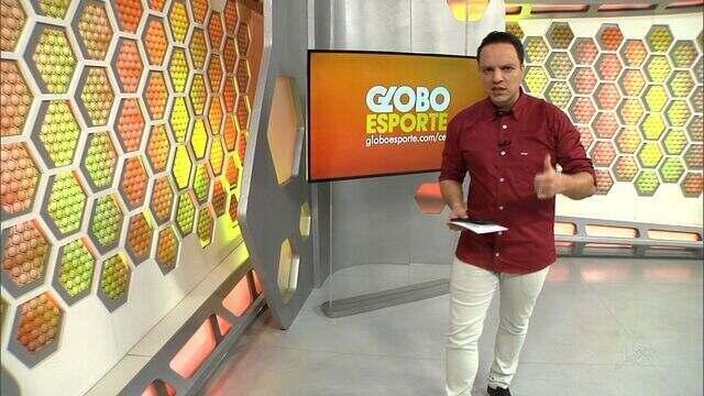 Confira a íntegra do Globo Esporte CE - 23/05/2017