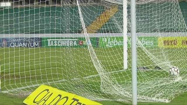 Gols de Guarani 2 x 0 Figueirense - Série B do Campeonato Brasileiro