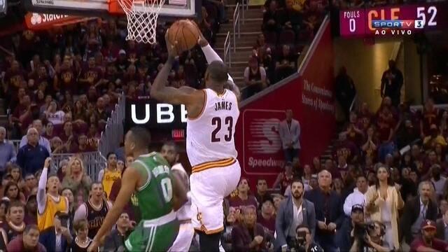 Melhores momentos: Boston Celtics 99 x 112 Cleveland Cavaliers