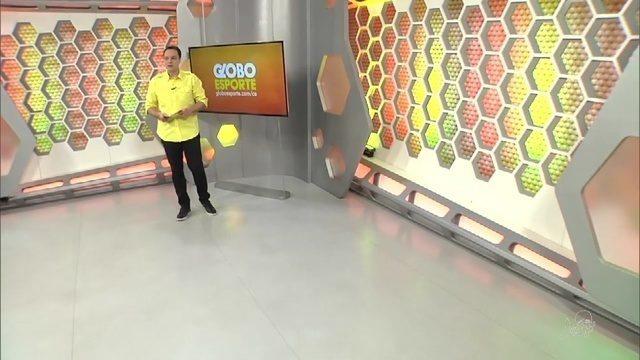 Bloco 1 - Globo Esporte CE - 25/05/2017