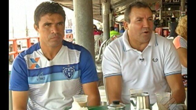 Vanderson e Zé Augusto relembram polêmico jogo contra o Inter em 2002