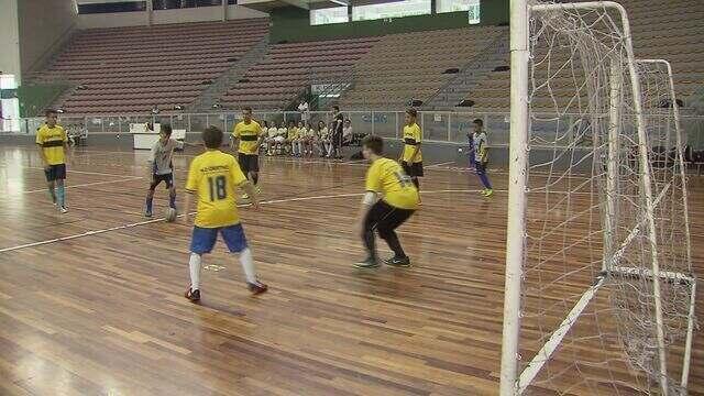Pentacampeões se preparam para a decisão do masculino da 15ª Copa TV Tribuna de Futsal
