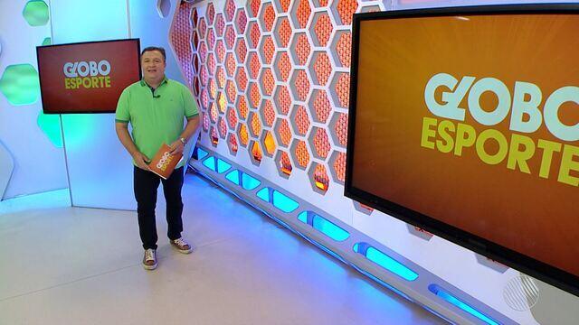 Globo Esporte BA - Íntegra do dia 26/05/2017