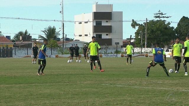 Botafogo-PB espera voltar a marcar contra o CSA depois de 540 minutos sem gols na Série C