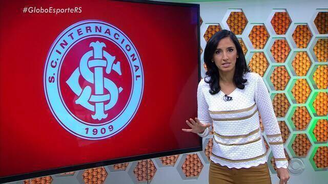 Globo Esporte RS - Bloco 1 - 29/05