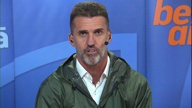 Vagner Mancini fala sobre trabalho para manter Chapecoense na série A