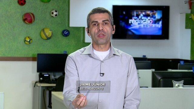 Jaime Jr. diz que problema do Atlético-MG está na zaga