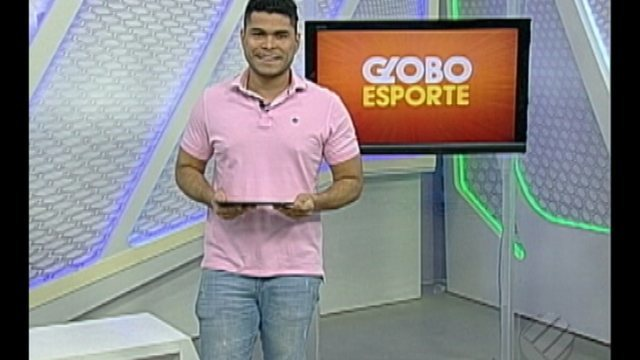 Globo Esporte Pará - íntegra - 24/06/2017