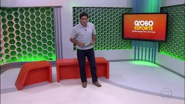 Globo Esporte/PE - 26/06/2017
