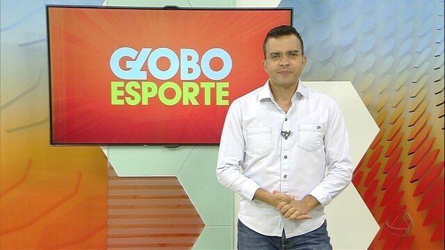 Globo Esporte MS - programa de segunda-feira, 26/06/2017 - 1º bloco