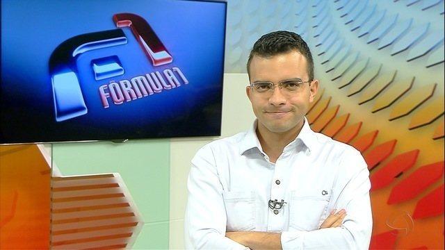 Globo Esporte MS - programa de segunda-feira, 26/06/2017 - 2º bloco