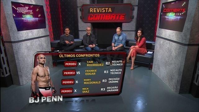 Após quinta derrota seguida, como fica o  legado e o futuro de BJ Penn dentro do UFC?