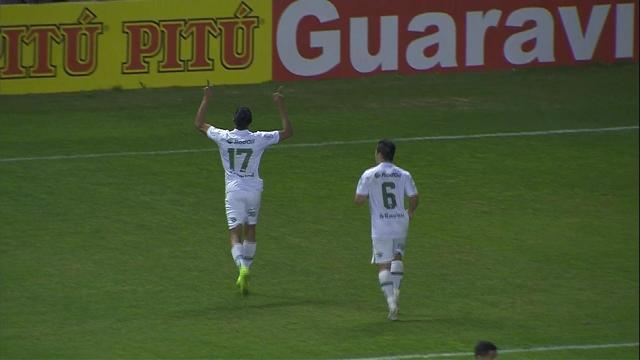Confira os melhores momentos da partida entre Juventude 3x0 Goiás