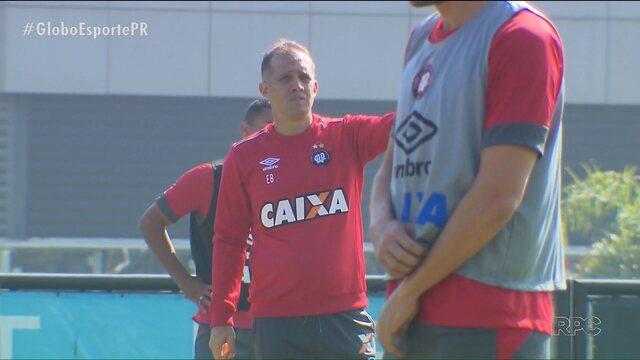 Em Porto Alegre, Atlético tem primeira decisão contra o Grêmio