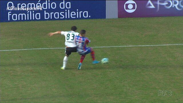 Coritiba quer recuperação imediata no Campeonato Brasileiro