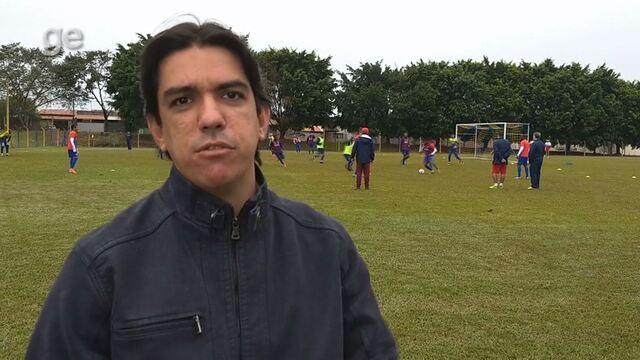 No Paraná, Náutico se prepara para a partida contra o Londrina