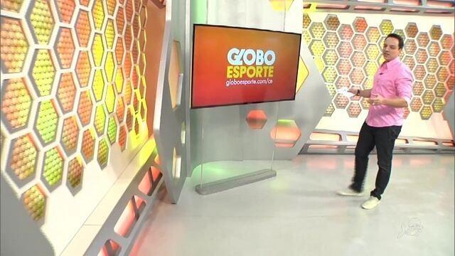 Bloco 2 - Globo Esporte CE - 20/07/2017