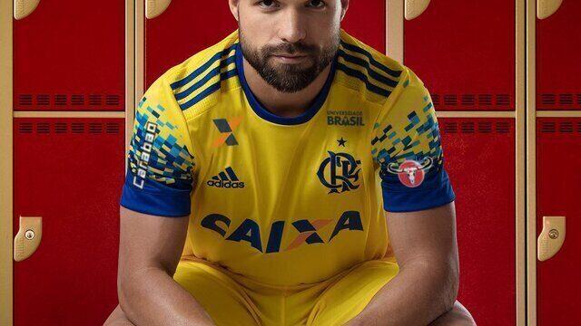 Flamengo lança terceiro uniforme, amarelo, criado por torcedor