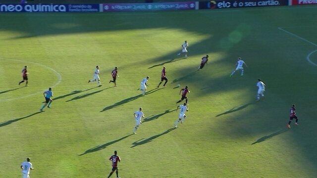 Melhores momentos: Vitória 1 x 2 Chapecoense pela 16ª rodada do Campeonato Brasileiro