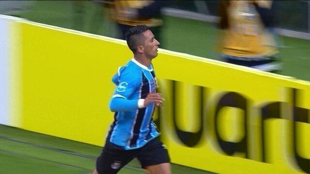 O gol de Grêmio 1 x 0 Cruzeiro pela semifinal da Copa do Brasil