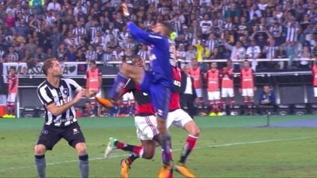 Melhores momentos: Botafogo 0 x 0 Flamengo pela Copa do Brasil