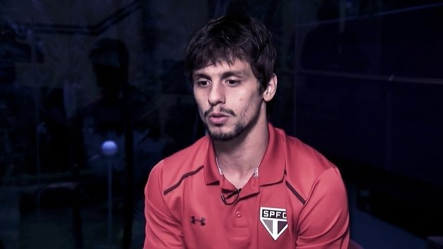 Rodrigo Caio diz que seu grande objetivo é ir para Copa do Mundo