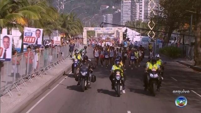 Jéssica Giacomelli vai disputar a meia-maratona com cadeira de rodas no Rio de Janeiro