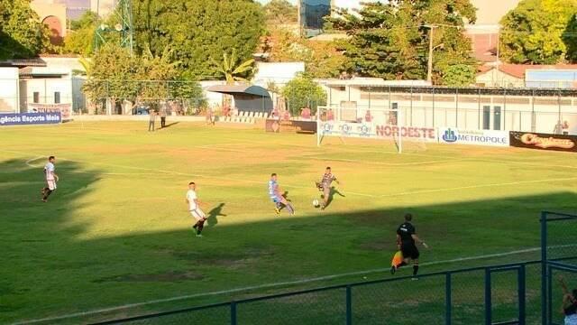 Os gols de River-PI 2 x 2 Piauí pela segunda rodada da Copa Piauí