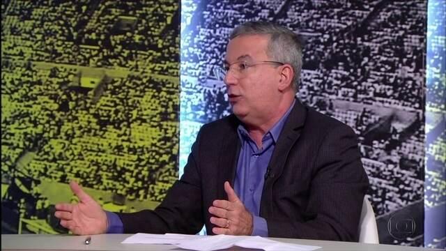 Sport confirma volante Wesley; Arnaldo Barros comenta futuro do clube