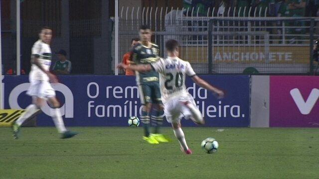 Melhores momentos de Palmeiras 1 x 0 Coritiba pela 24ª rodada do Brasileirão