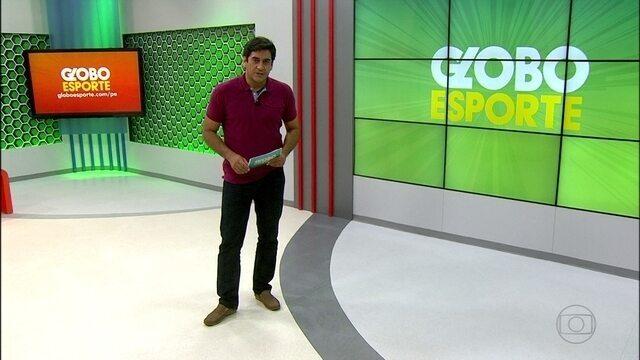 Globo Esporte/PE - 19/09/2017