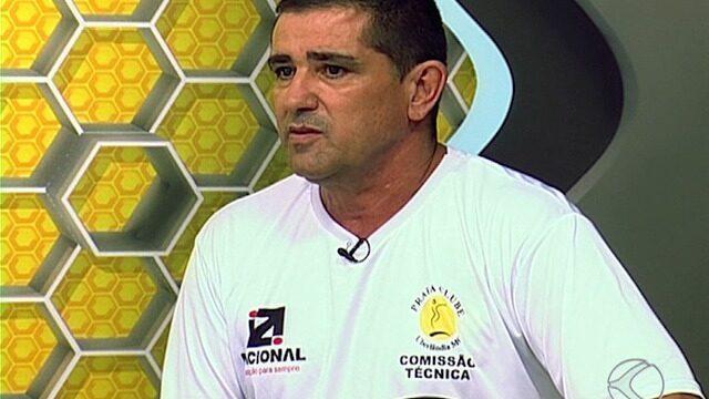 Futsal do Praia Clube mira título do Campeonato Mineiro do interior