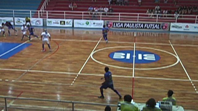 Mogi Futsal fica no empate na estreia pela Copa Paulista