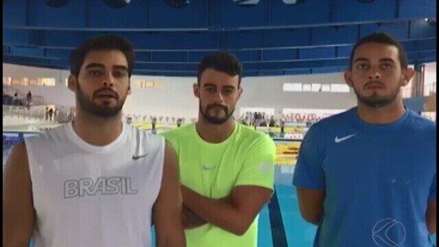 Atletas retornam a Uberlândia após adiamento do Mundial no México