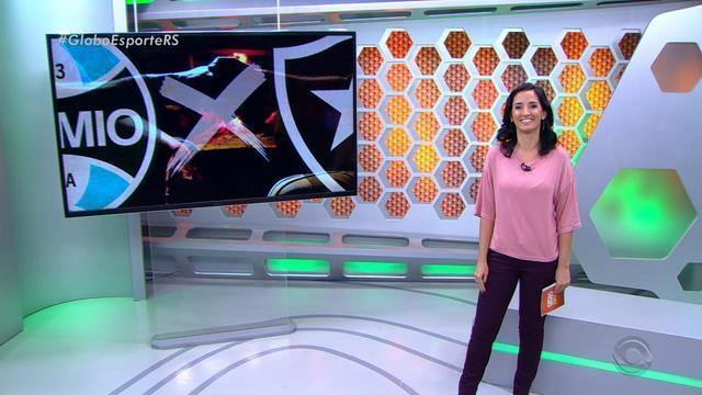 Confira a íntegra do Globo Esporte RS desta quarta-feira (20)