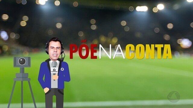 Põe na Conta: o gol de Rafael Ratão, do Luverdense será narrado pelo torcedores nas ruas