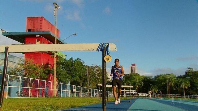 Nos Jogos Escolares, teve medalha vindo para Pernambuco de forma improvável