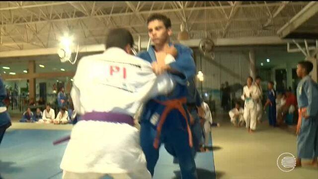 Copa AJEF começa e tem mais de mil judocas de vários estados