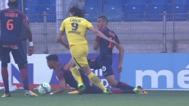 Melhores momentos: Montpellier 0 x 0 Paris Saint Germain pela 7ª rodada