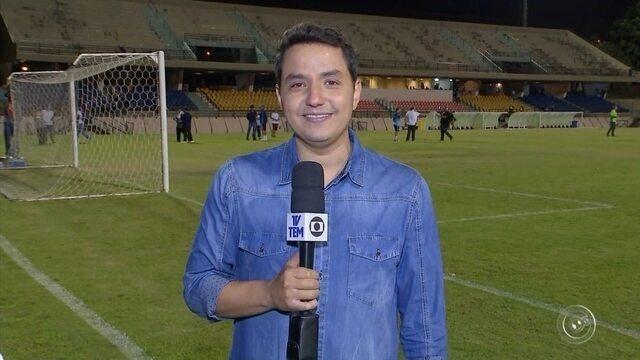 Douglas Brito traz o resumo do acesso do São Bento à Série B do Brasileirão