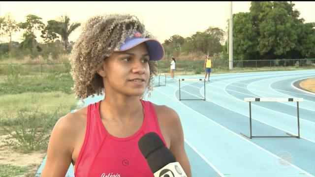 Letícia Lima embarca para os Jogos Sul-Americanos da Juventude