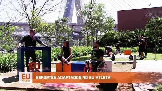 Programa Eu Atleta - íntegra - 01/10/2017