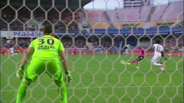 Os gols de Montpellier 2 x 0 Nice pela 9ª rodada do Campeonato Francês