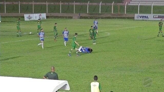 Mesmo sem a presença do torcedor no Gigantão, Sinop bate Cuiabá pela Copa FMF
