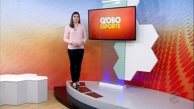 Assista a íntegra do Globo Esporte MT - 14/10/2017